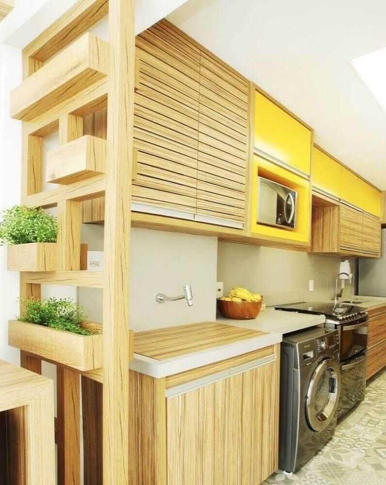 armário para lavanderia e cozinha planejada Foto Roofing Brooklyn