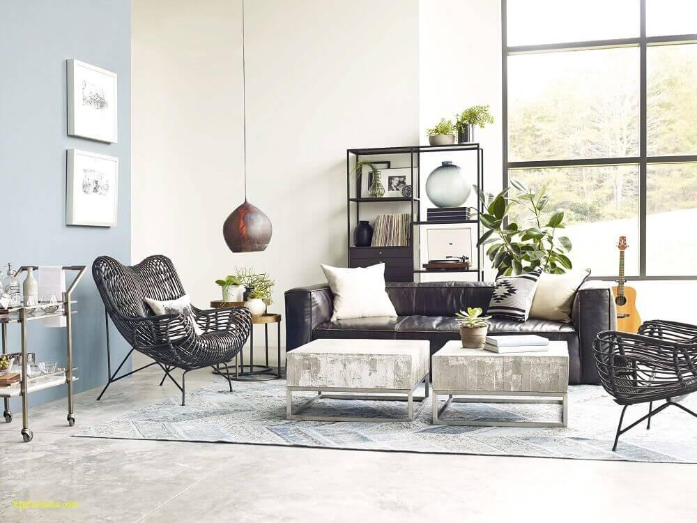 cadeiras modernas para decoração de sala de estar com sofá preto Foto Furniture Ideas