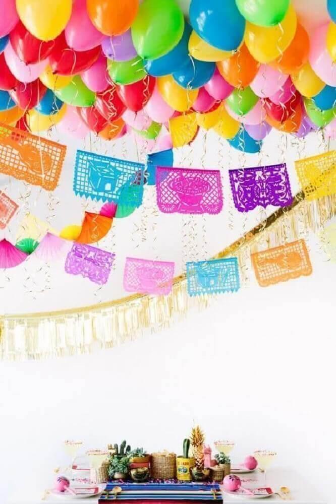 Decoração Com Balões 102 Ideias Para Decorar A Sua Festa