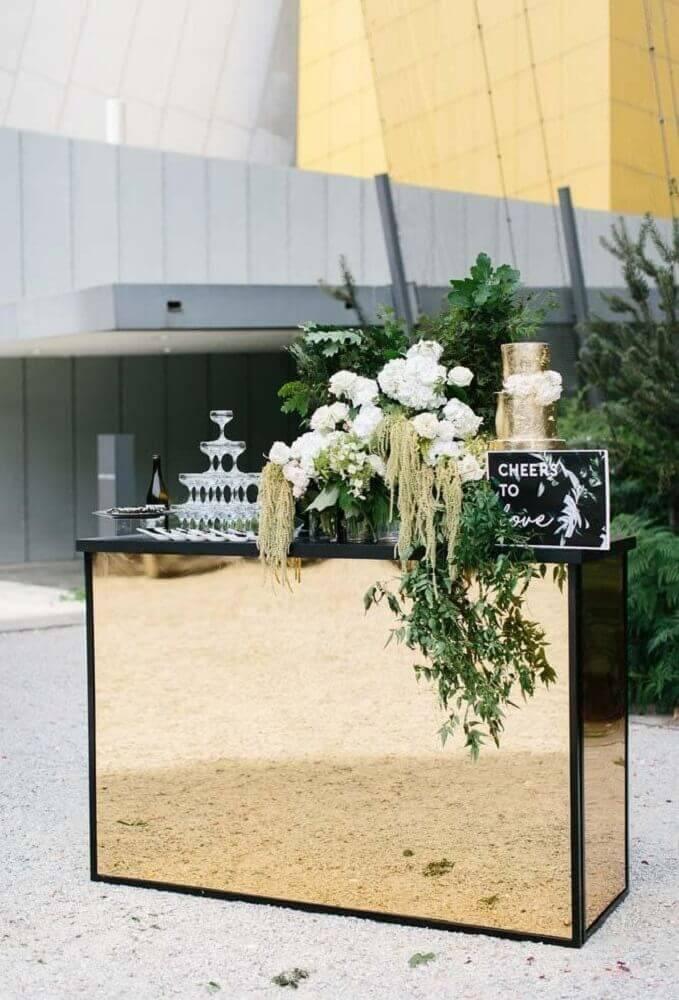 decoração moderna para casamento em casa Foto Home Decoo