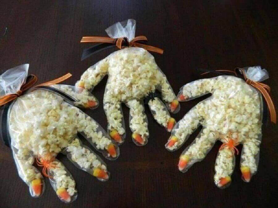 modelo simples de lembrancinhas de Halloween Foto Pinterest