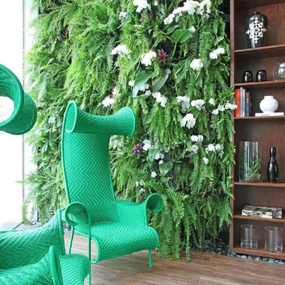 varanda com cadeiras modernas Foto Lupa Arquitetos