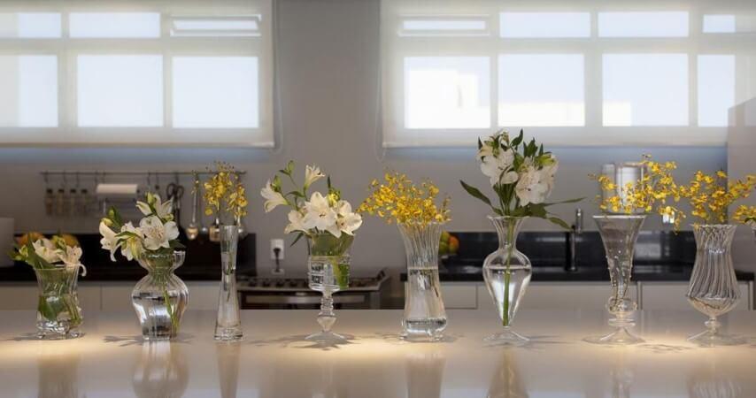 Como deixar a casa cheirosa com flores Projeto de GF Projetos