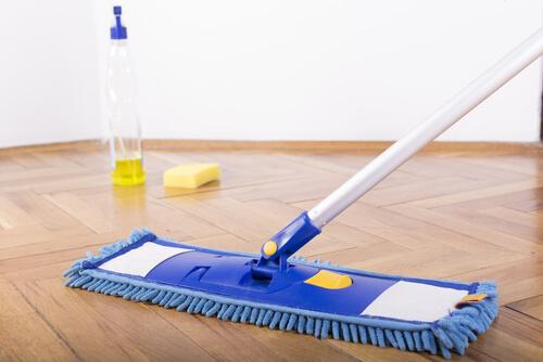 Como limpar piso laminado com vinagre Foto de Floor Coverings International