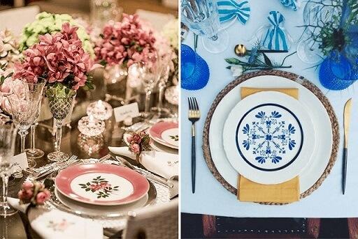 Como montar mesa de jantar com os melhores acessórios