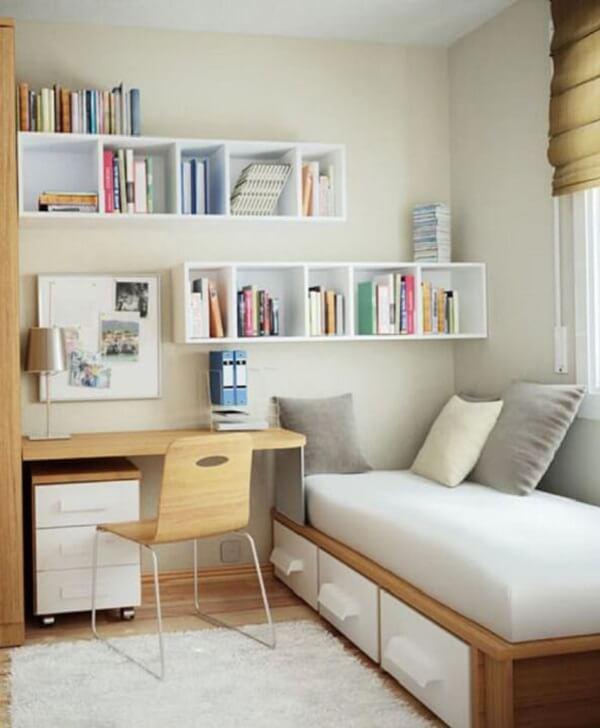 Decoração para quarto pequeno de Crianças