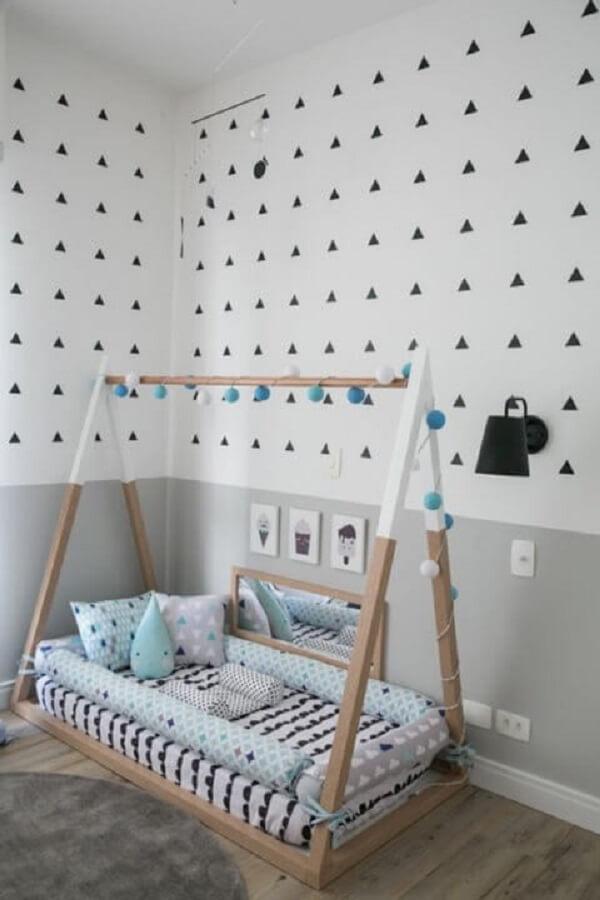 Decoração para quarto pequeno para bebês