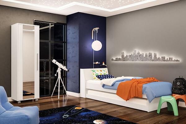 Decorando quarto para jovem com tema personalizado