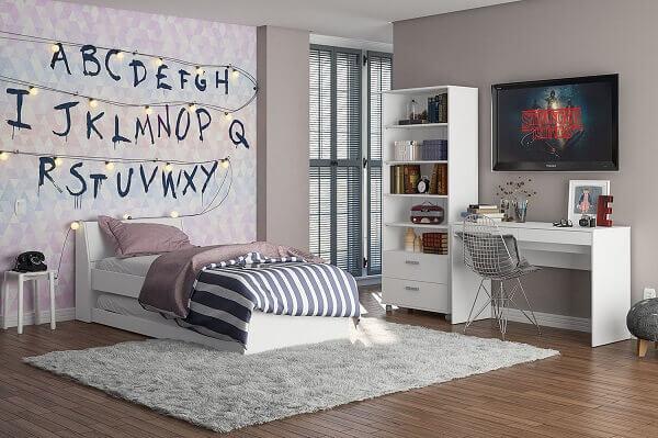 Decorando quarto para jovens