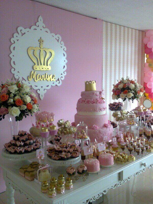 Ideias criativas festa de princesa