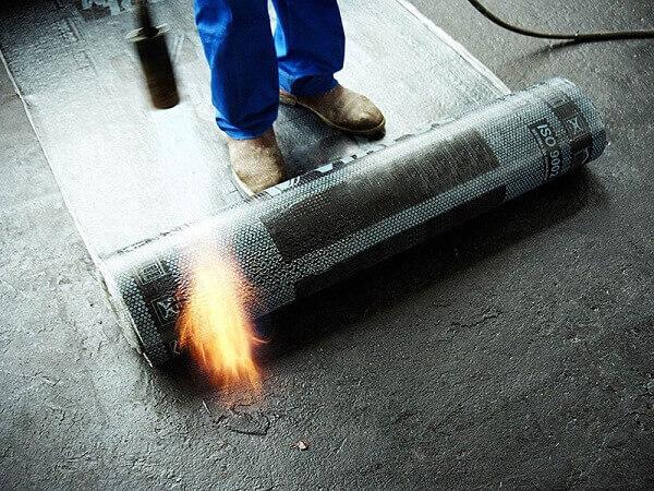 Impermeabilizante laje mantas