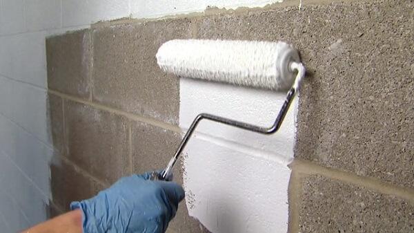 Impermeabilizante para parede aplicação