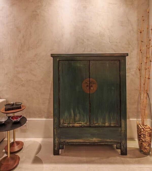 Marmorato combina em vários estilos de decoração