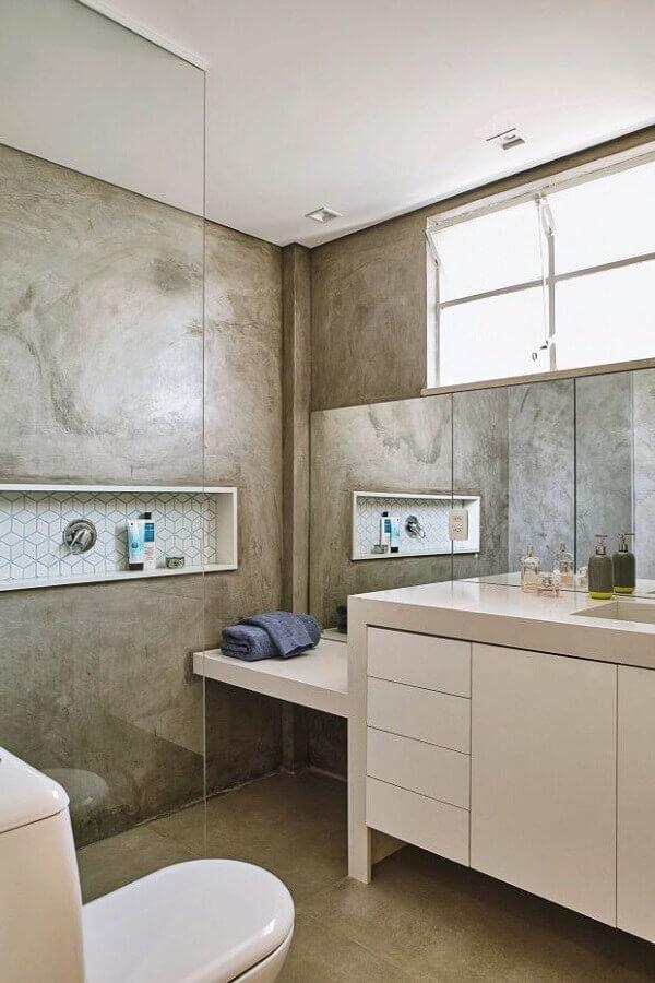 Marmorato para banheiro