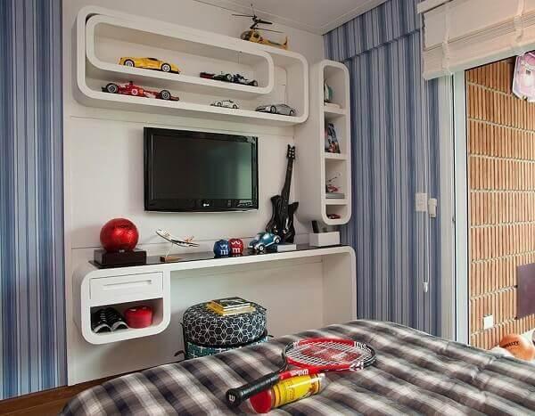 Nichos para quarto com brinquedos