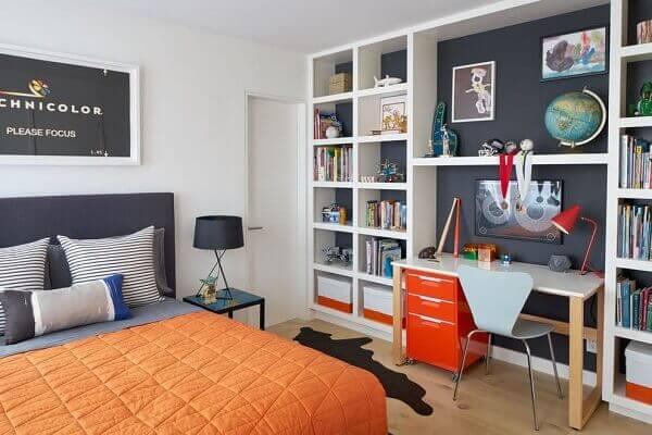 Nichos para quarto como prateleiras