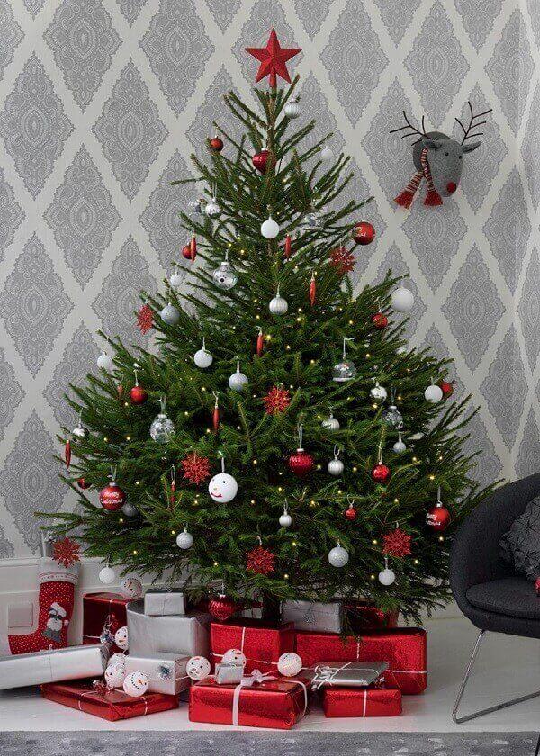 Pinheiro De Natal 50 Lindos Modelos Tradicionais