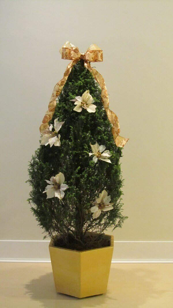 Christmas tree for interior decoration