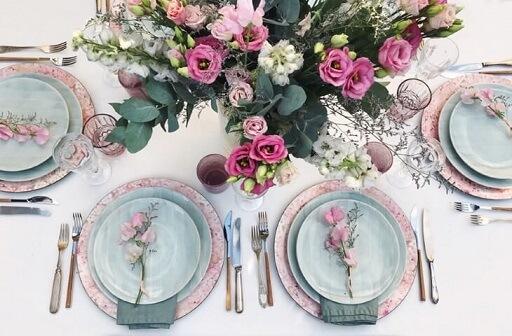 Saiba como arrumar mesa de jantar