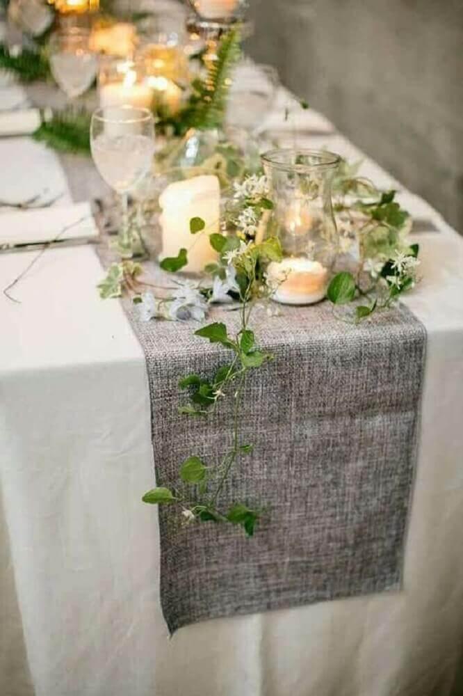 arranjos de natal para decoração rústica Foto Hubstairs
