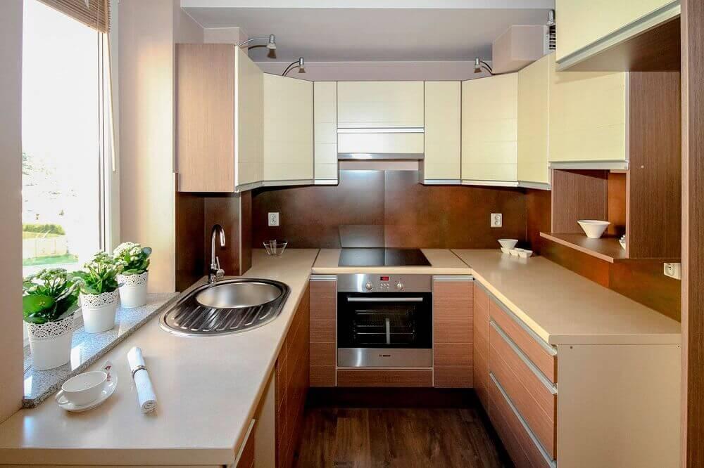 dicas para cozinha pequena