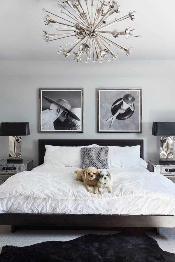 Utilize as fotografias para criar lindos quadros para quarto
