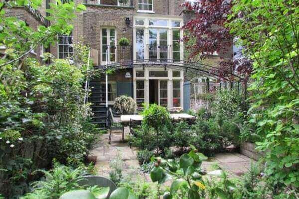 As plantas de jardim ajudam a criar ambientes aconchegantes