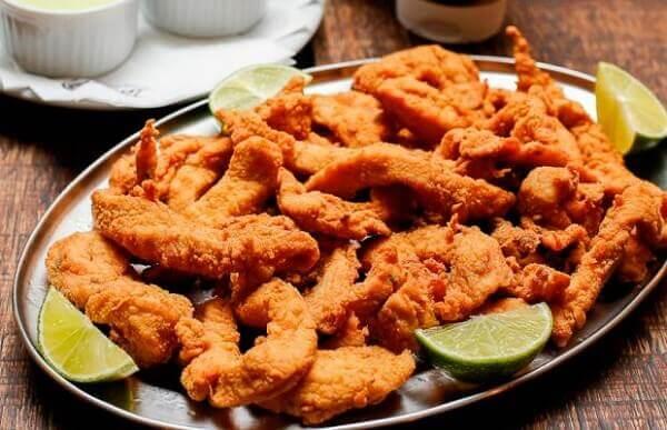 Festa de boteco galinha frita