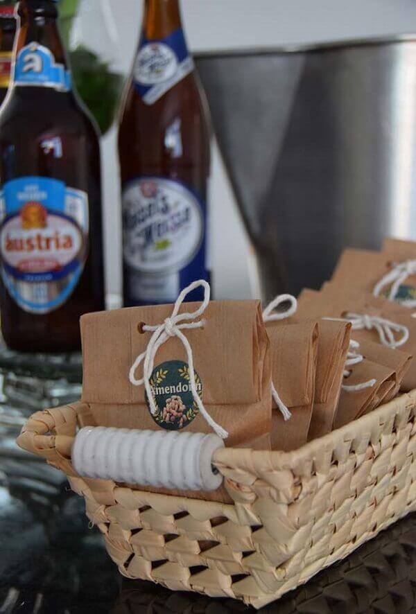 Festa de boteco saquinhos individuais