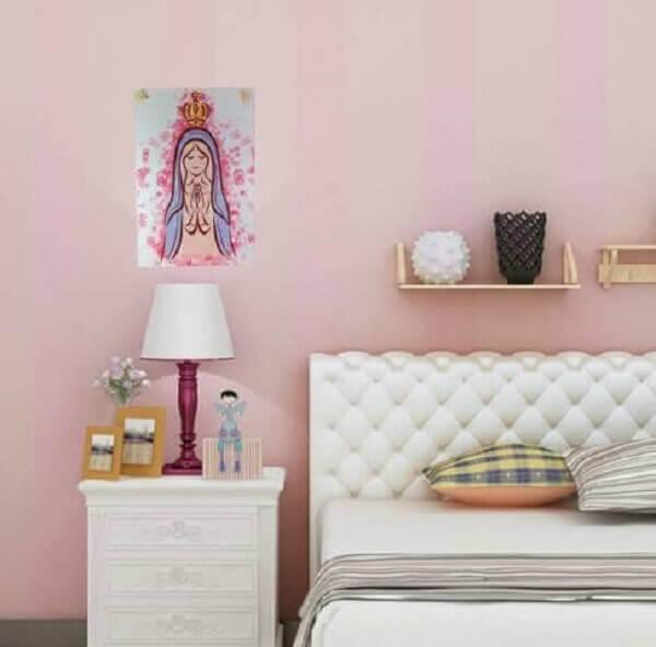 Placas decorativas religiosas