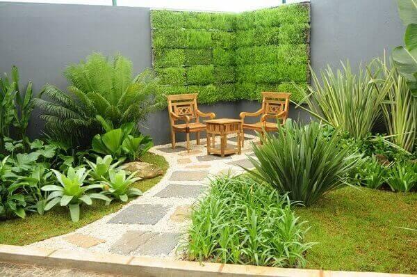 Plantas para jardim em condomínios