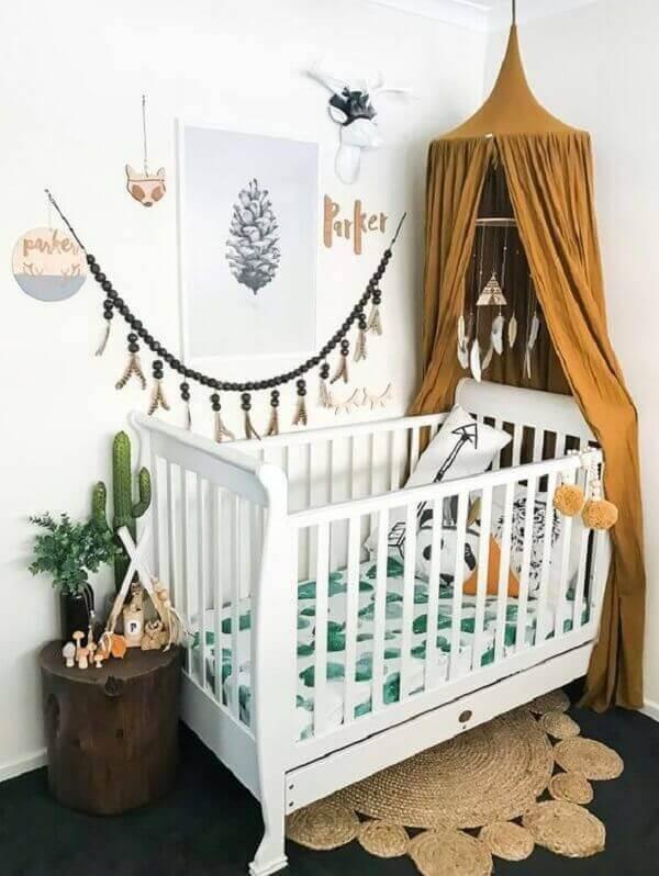 Quadro para quarto pinheiro