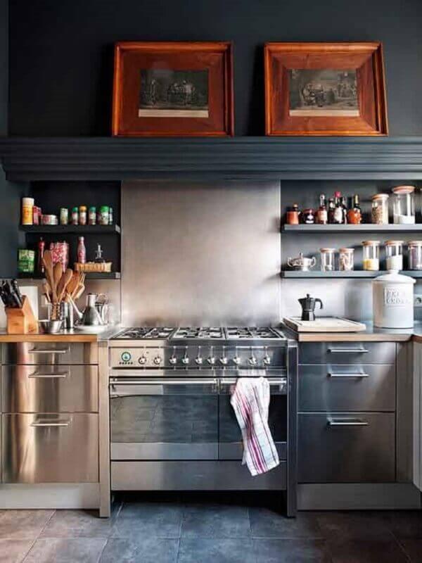 Quadros para cozinha deixa o ambiente mais atrativo