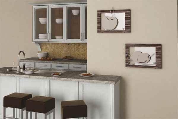 Quadros para cozinha em molduras