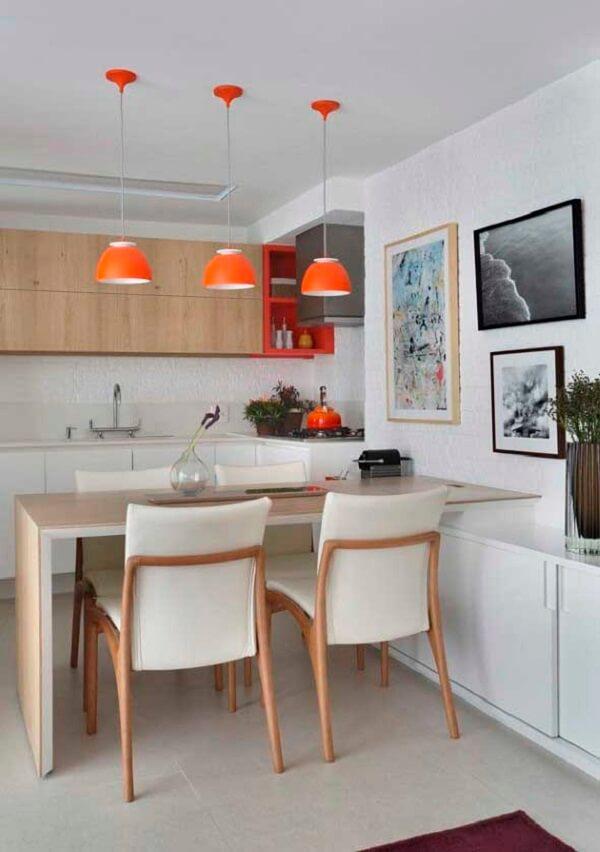 Quadros para cozinha integradas