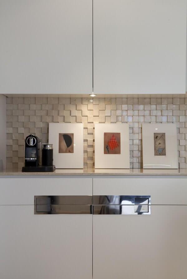 Quadros para cozinha nichos decorados