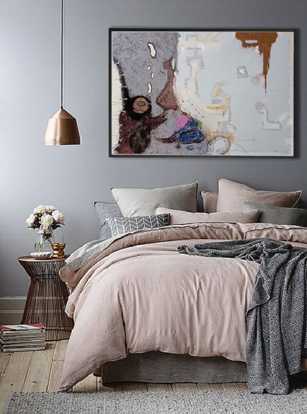 Quadros para quarto coloridos
