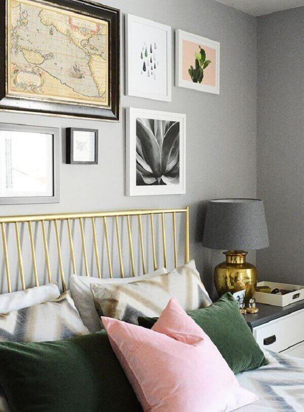 Quadros para quarto com motivos variados