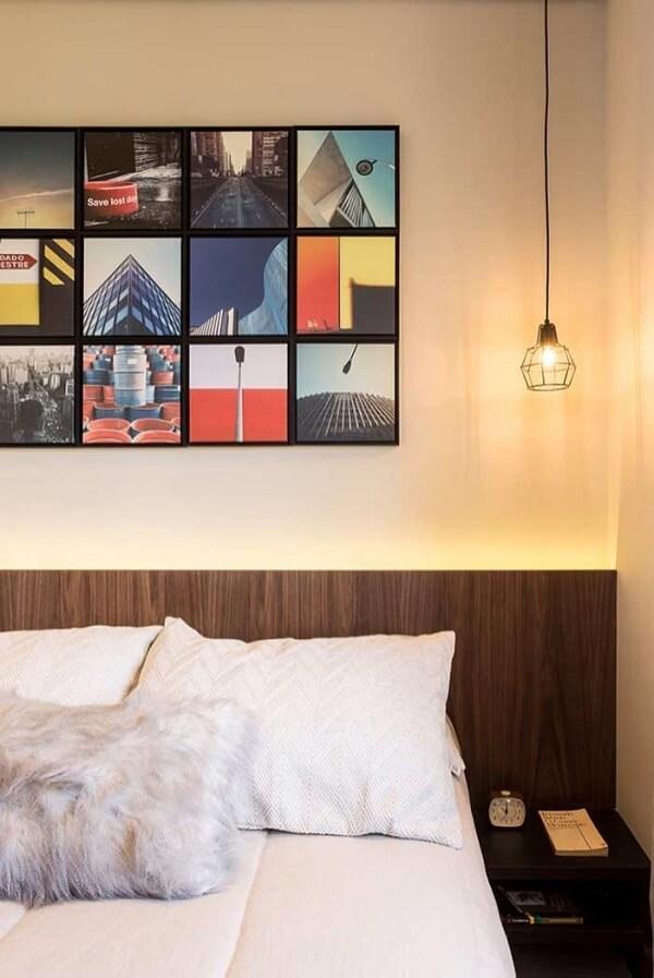 Quadros para quarto com tema de retrato