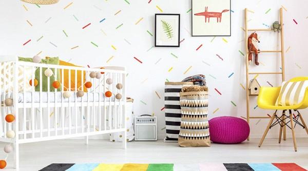 Quadros para quarto de crianças