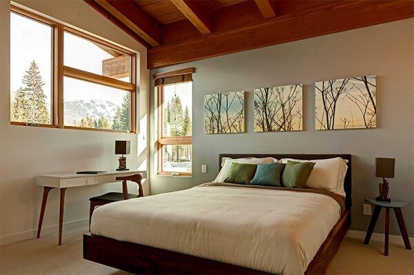Quadros para quarto deixam o ambiente mais atrativo