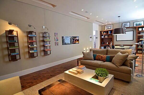 Rodapé para apartamento