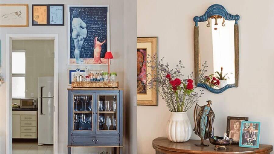 decoração simples para casa