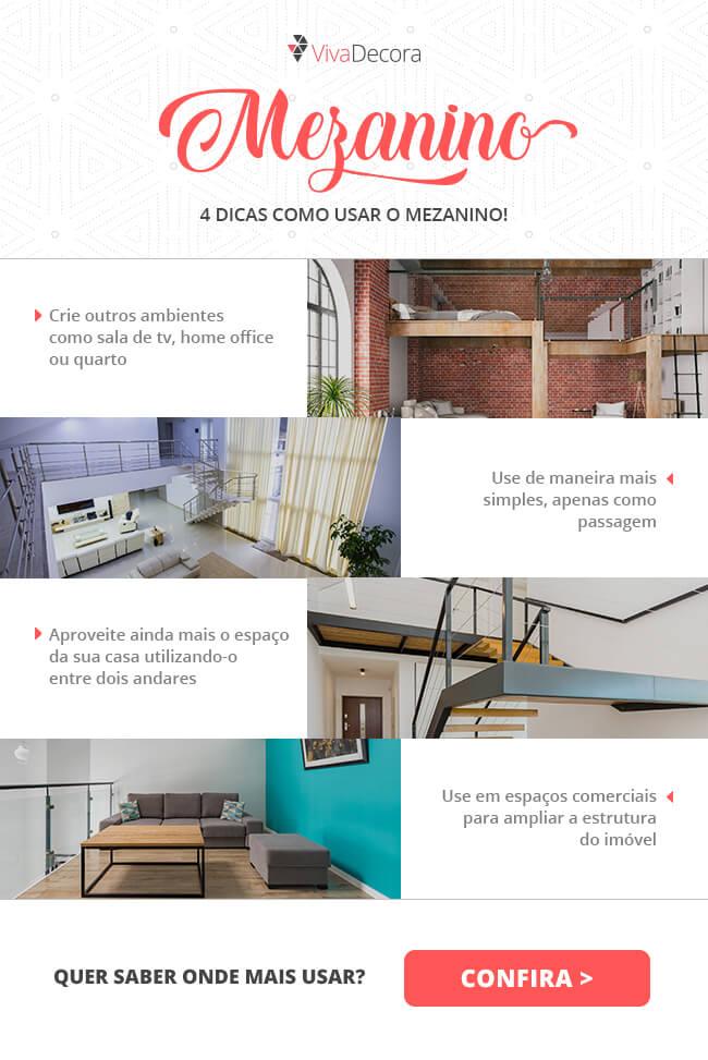 Infográfico - Mezanino