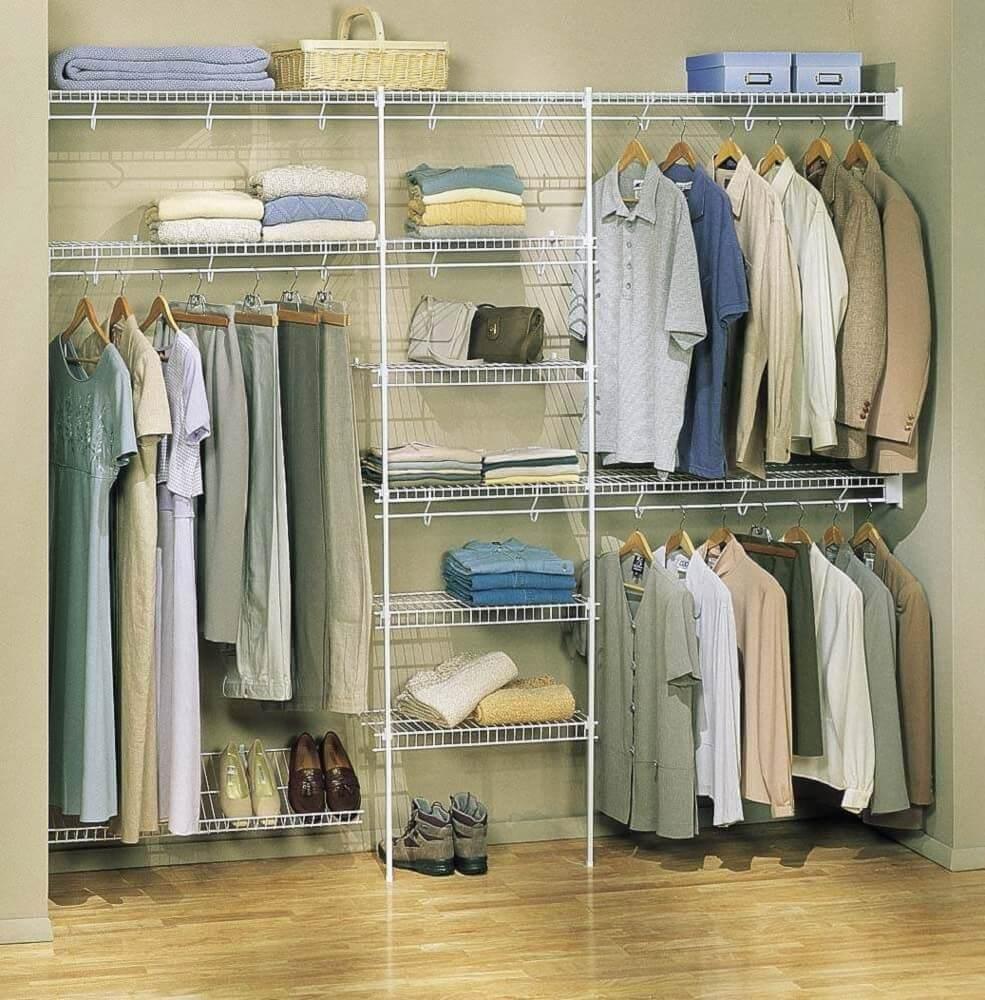 modelo de closet aramado Foto Fashion Closet