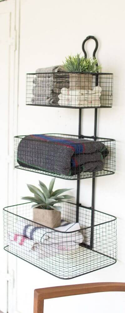 nicho aramado Foto Shelves Design