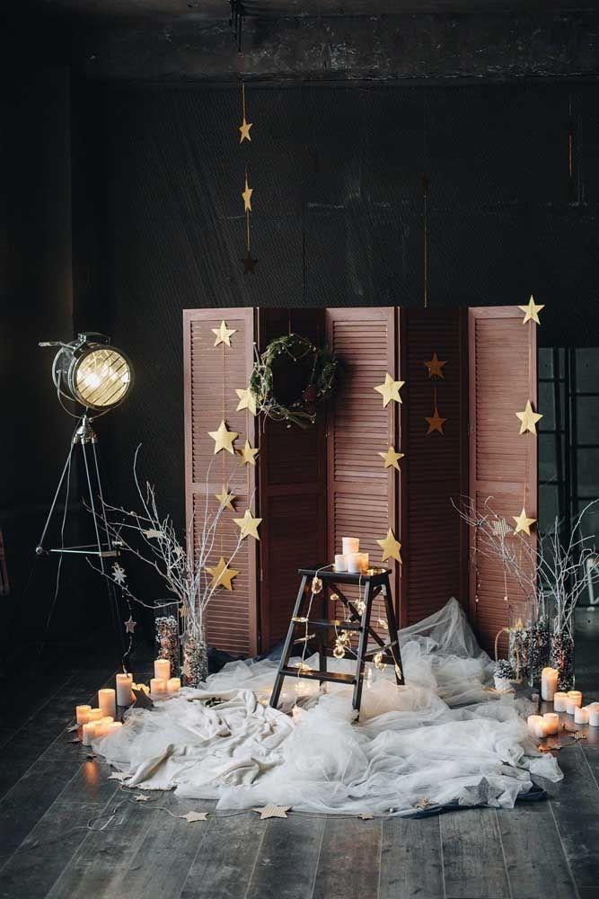 Painel de natal para fotos natalinas