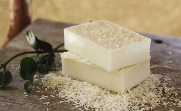 Como fazer sabão caseiro de coco