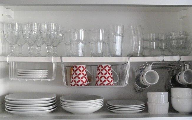 Como organizar a casa deixando a cozinha organizada Foto de Site de Mulher