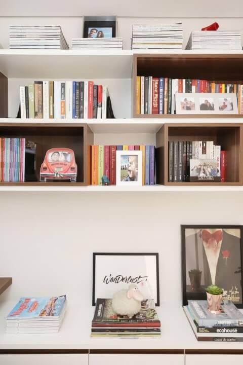 Como organizar a casa deixando tudo em ordem Projeto de Maira Marchio